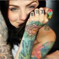 Cuidados com tatuagens