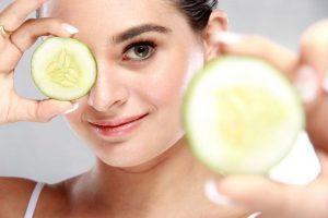 Benefícios do pepino para o cabelo