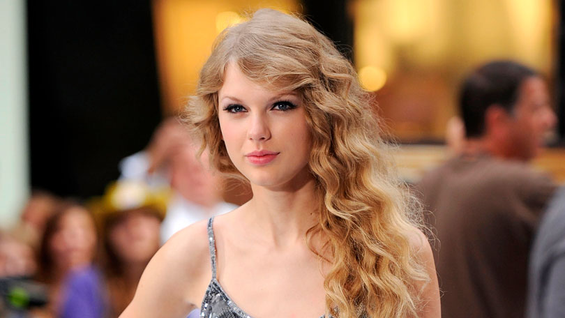 Taylor Swift cabelo
